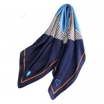 27 Fashion Pattern Large Square Satin Silk Feeling Hair Scarves and Wraps Headscarf for Sleeping