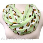 Taco gift infinity scarf For Taco Tuesdays taco lover gift for her by Di Capanni Mexican food margarita