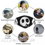 Outdoor Mask Washable and Reusable Adjustable Protective 5-Layer Activated Carbon Filter (Unisex)