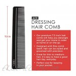 GOODY Hair Ace Dressing Hair Comb 7.5 Inch Black 1 Count